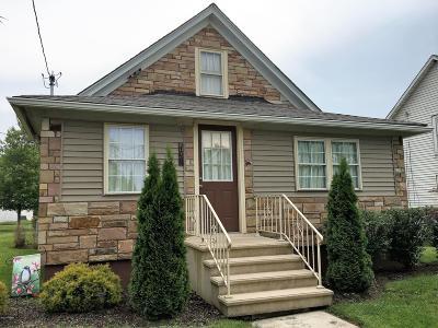 Berwick Single Family Home Active Contingent: 400 S Mercer Street