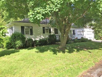 Berwick Single Family Home For Sale: 286 Evansville Road
