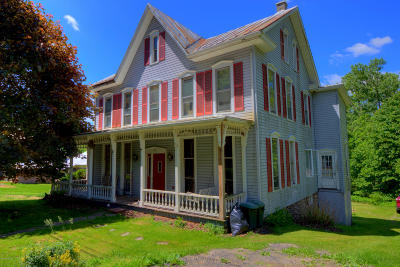 Single Family Home For Sale: 511 Main Street