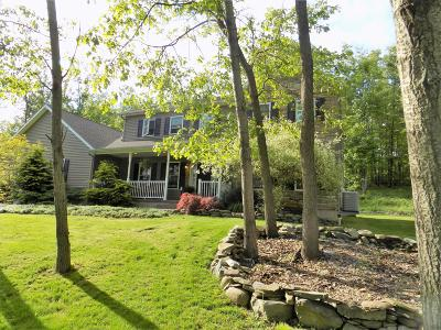 Berwick Single Family Home For Sale: 90 Moskaluk Road