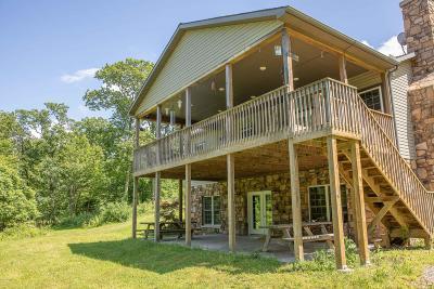 Single Family Home For Sale: 85 Deer Ridge Lane