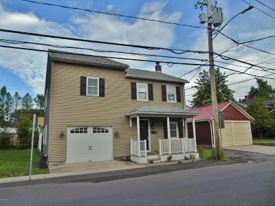 Single Family Home For Sale: 1042 Ferry Street