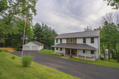Bloomsburg Single Family Home For Sale: 89 Hunt Club Drive