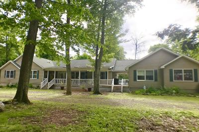 Columbia County, Luzerne County, Montour County Single Family Home For Sale: 132 Tripp Road