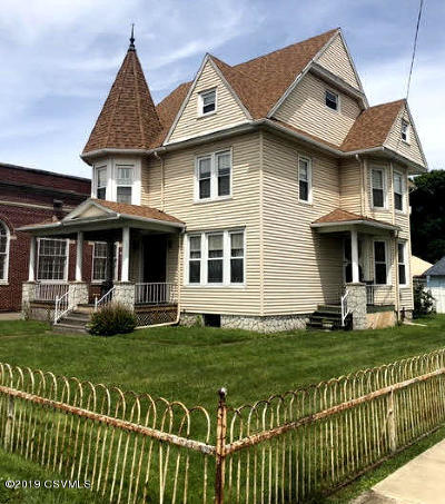 Single Family Home For Sale: 439 W 3rd Street
