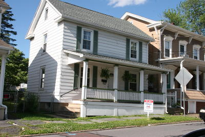 Single Family Home For Sale: 145 Center Street