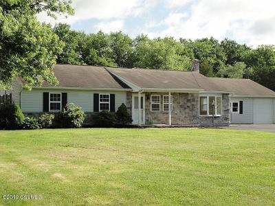 Danville Single Family Home For Sale: 1362 Liberty Valley Road