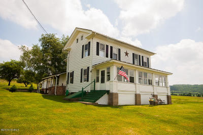 Columbia County Single Family Home For Sale: 2060 State Route 254 Road