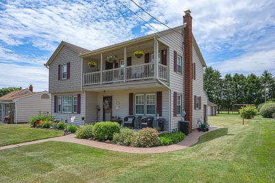 Columbia County Single Family Home For Sale: 111 Park Boulevard