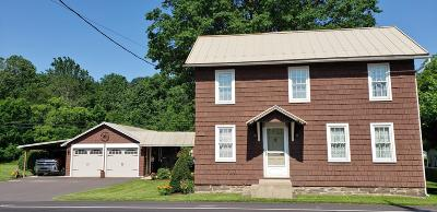 Single Family Home For Sale: 2921 State Route 42 Highway