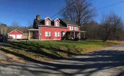 Columbia County, Luzerne County, Montour County Single Family Home For Sale: 31 Fire Hall Road