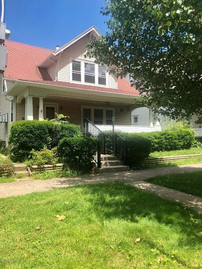 Single Family Home For Sale: 1316 N Market Street