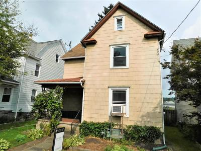 Bloomsburg Single Family Home For Sale: 25 W 8th Street