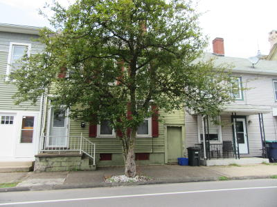 Danville Single Family Home For Sale: 39 E Market Street