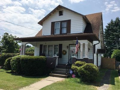 Single Family Home For Sale: 1501 Pine Street