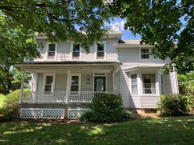 Single Family Home Active Contingent: 765 Rushtown Road