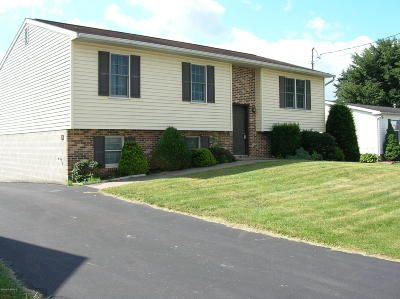 Bloomsburg Single Family Home For Sale: 250 E 9th Street