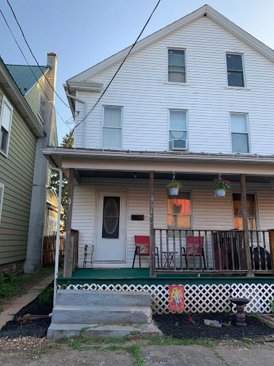Bloomsburg PA Single Family Home For Sale: $69,000