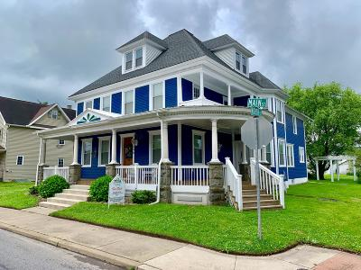 Single Family Home For Sale: 490 Main Street