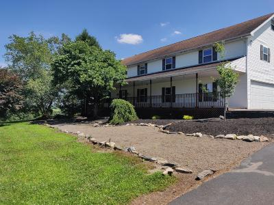 Bloomsburg PA Single Family Home For Sale: $399,900