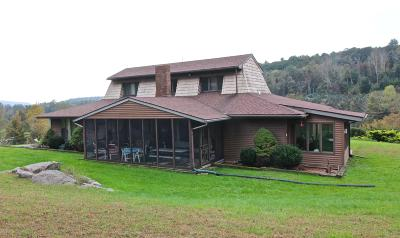Single Family Home For Sale: 790 Pa-118 Highway