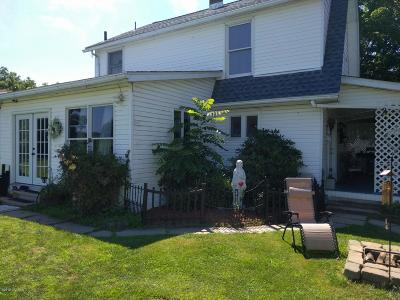 Catawissa PA Single Family Home For Sale: $139,900