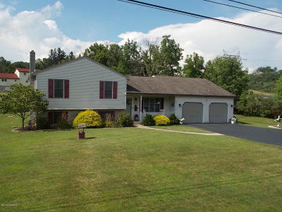 Bloomsburg PA Single Family Home Pending: $179,900