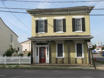 Single Family Home For Sale: 208 Lower Mulberry Street