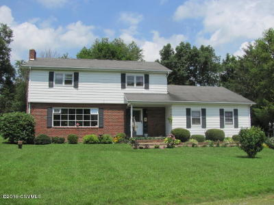 Single Family Home For Sale: 28 Eister Loop