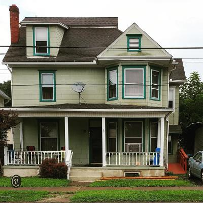 Single Family Home Active Contingent: 610 N Vine Street