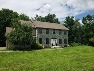 Single Family Home Active Contingent: 393 Klondike Road