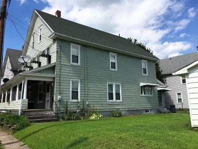 Berwick Single Family Home Active Contingent: 207 Line Street