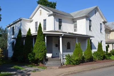 Single Family Home For Sale: 310 Market Street