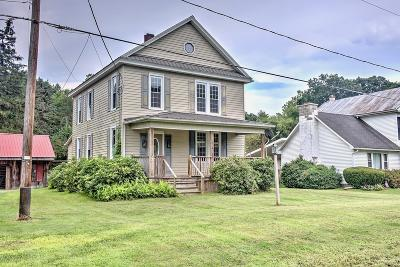 Single Family Home Active Contingent: 3388 Pa-487 Highway