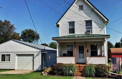 Berwick PA Single Family Home Active Contingent: $119,999
