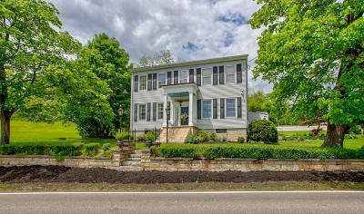 Bloomsburg Single Family Home For Sale: 603 Fowlersville Road