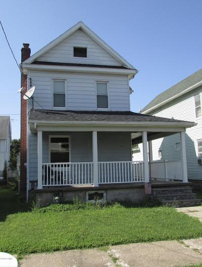 Berwick Single Family Home For Sale: 525 E 3rd Street