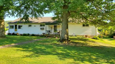 Single Family Home For Sale: 572 Valley Road