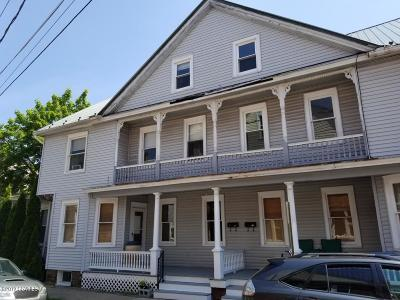 Columbia County Multi Family Home For Sale: 229-231 Jefferson Street