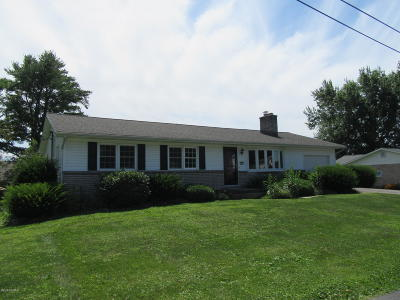 Danville PA Single Family Home For Sale: $209,000
