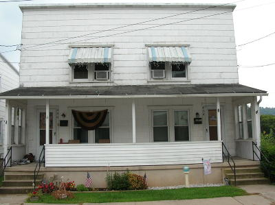 Bloomsburg Multi Family Home For Sale: 454 460 E 8th Street