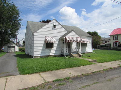 Single Family Home For Sale: 234 Iron Street