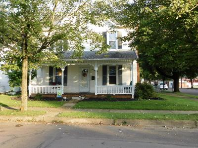 Bloomsburg PA Single Family Home For Sale: $157,500