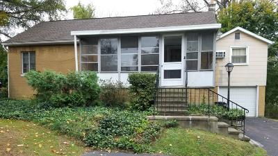 Danville Single Family Home For Sale: 536 Wall Street