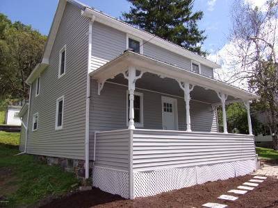 Single Family Home For Sale: 223 Millville Road