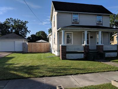Single Family Home For Sale: 1228 6th Avenue
