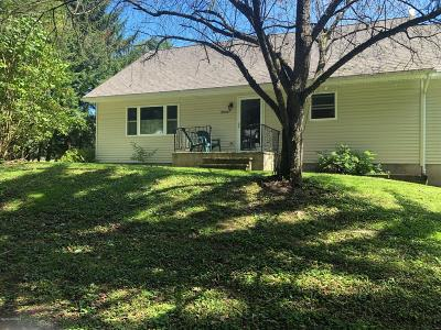 Shavertown PA Single Family Home Active Contingent: $195,500