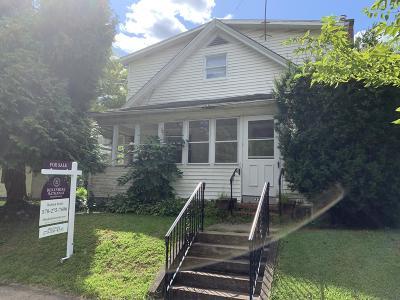 Single Family Home For Sale: 229 S Warren Street