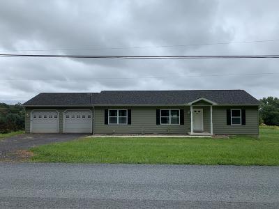 Single Family Home Active Contingent: 296 Saint Gabriels Road
