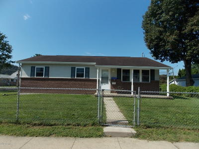 Danville Single Family Home For Sale: 946 E Market Street